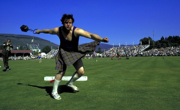 Los Highland Games
